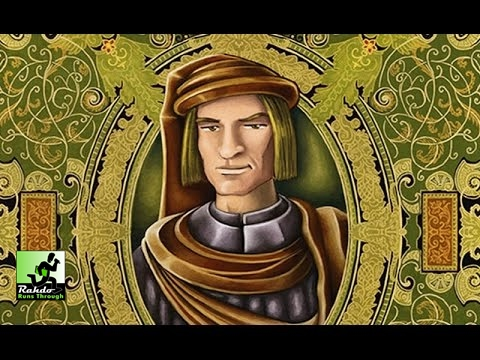 Lorenzo il Magnifico Gameplay Runthrough