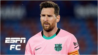 Lionel Messi on the verge of FIVE-YEAR Barcelona contact