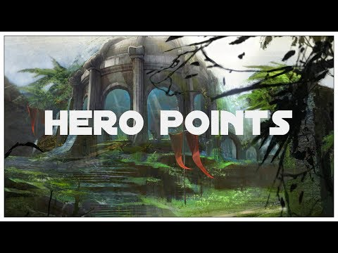 Guild Wars 2 - Easy Hero Points
