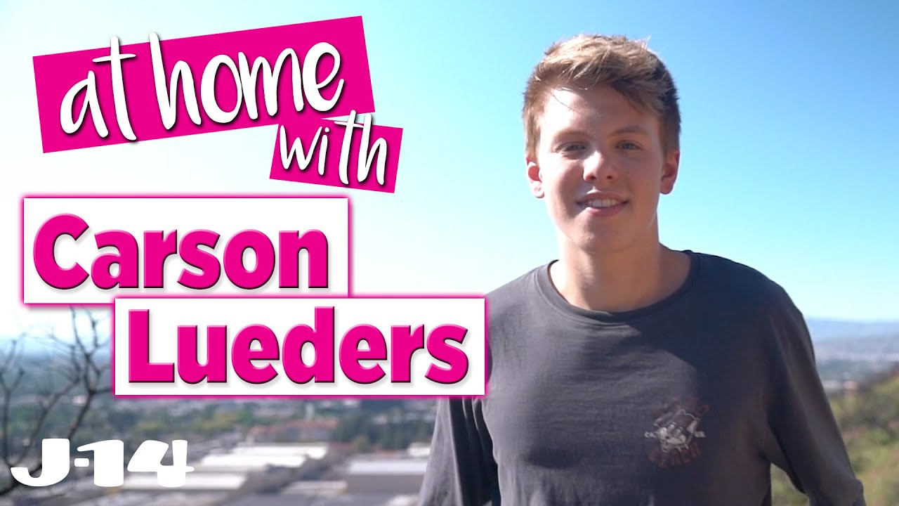 Carson Lueders During Quarantine | At Home With