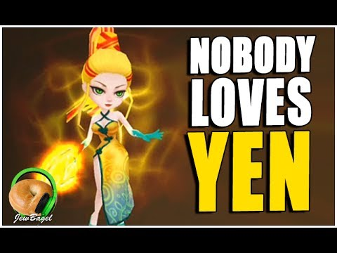 SUMMONERS WAR : Yen the Wind Rakshasa (Giants B10/Necropolis)