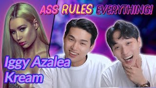 K-pop Artist Reaction] Iggy Azalea - Kream ft. Tyga