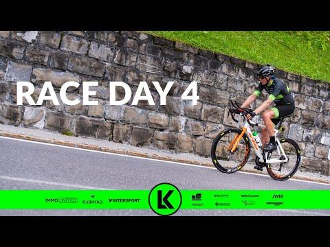 Weniger als 500 KM ins Ziel! | Race Around Austria 2020 Day 4 | Lukas Kaufmann