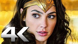 WONDER WOMAN 2 Trailer (4K Ultra HD) 2020