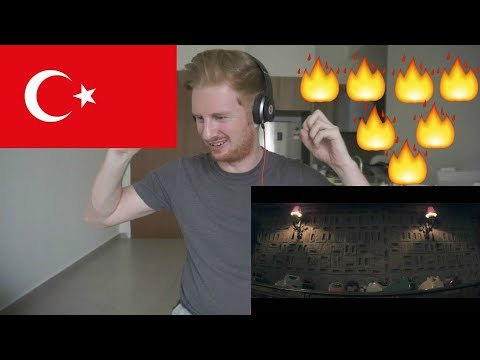(FIRE!!) Gazapizm - Heyecanı Yok (Official Video) #HeyecanıYok // TURKISH RAP REACTION