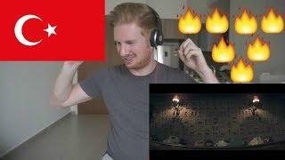 (FIRE!!) Gazapizm - Heyecanı Yok (Official Video) #HeyecanıYok // TURKISH RAP REACTION