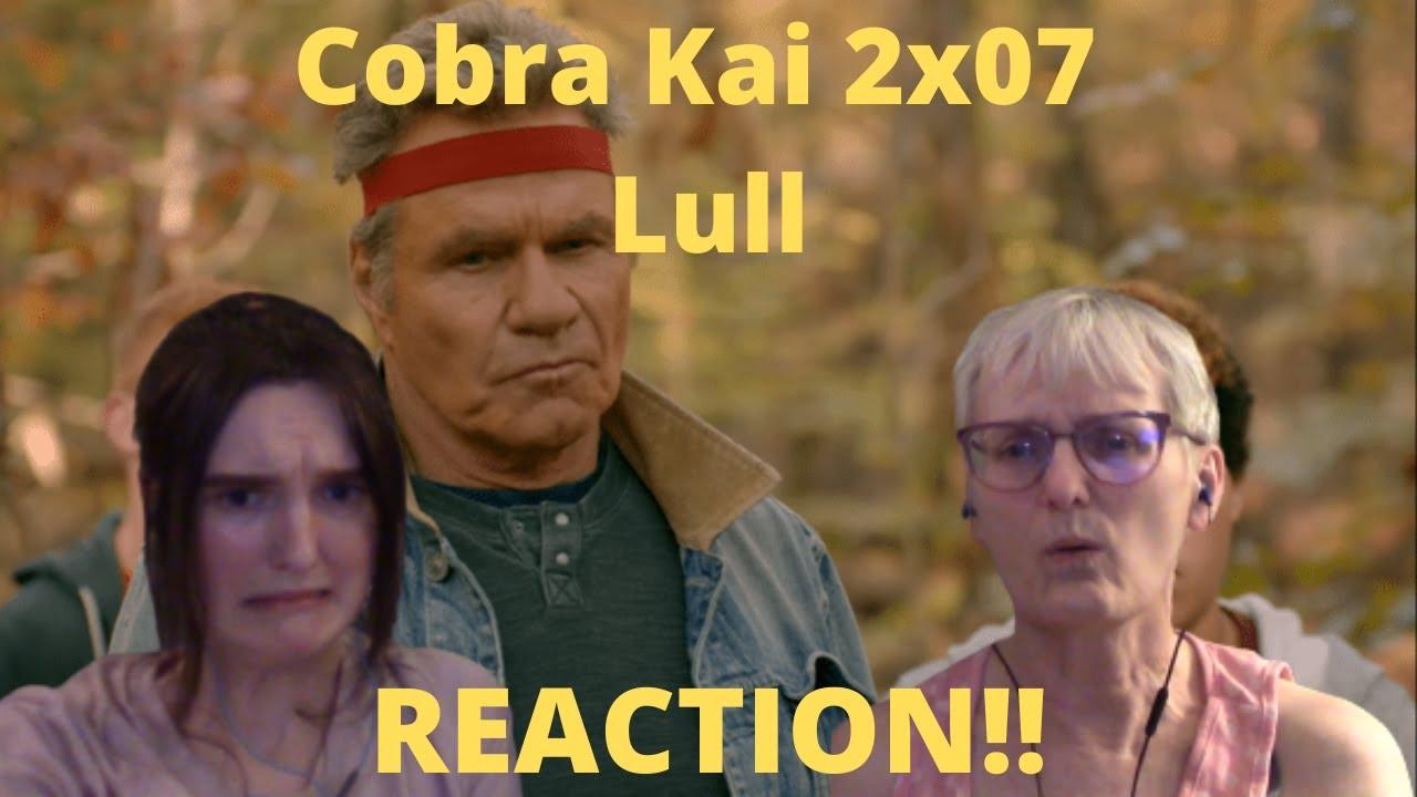 """Download Cobra Kai Season 2 Episode 7 """"Lull"""" REACTION!!"""