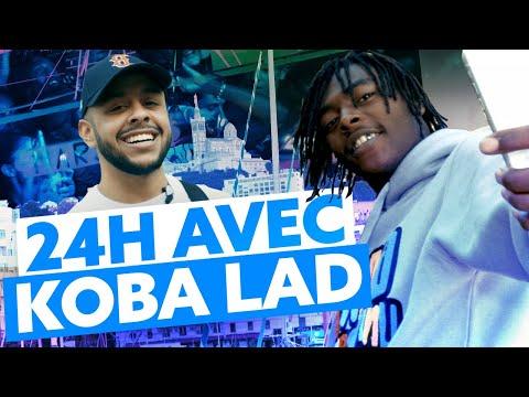 24h avec Koba LaD à Marseille !