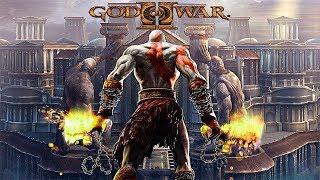 LIVE | GOD OF WAR 2 (PCSX2) | RODANDO NO EMULADOR DE PS2