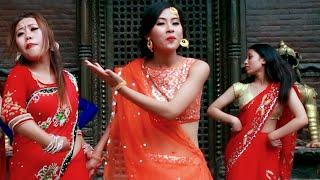 Teejko Brata - Yojana Puri and Santosh Pragadh - Teej Song | New Nepali Lok Dohori Song 2016