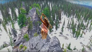 ♫♫♫ Beautiful Places of This Planet ♥ Unknown Siberia ♥ Megaliths of Altai ♥ UltraHD ♥ Relax music thumbnail