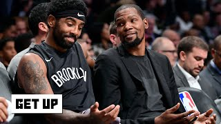 Kyrie Irving responds to perceived shot at LeBron. Jalen Rose reacts   Get Up