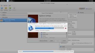 How to VirtualBox export backup a VM - vmdk, ovf, ova