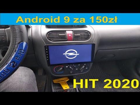 """Radio samochodowe Android 8,  9"""" cali 2DIN, GPS 1GB/16GB tanie ale czy dobre PODOFO"""