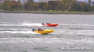 St. Martin Powerboats Fast & Fun Mini Speedboats Thumbnail