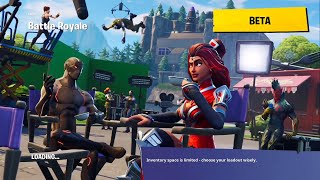 Fortnite: BLOCKBUSTER Challenge Semaine 6 Écran de chargement Révélé! SECRET HIDDEN BATTLE STAR EMPLACEMENT!