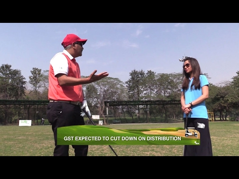 Watch Chaiti Narula Tee off with Sandeep Batra, Chief Executive Officer of Crompton Greaves