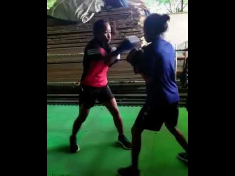 Download Boxing Amatir, training