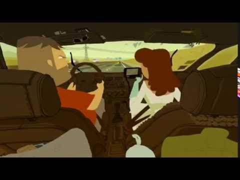 Ergen Kız Kisa Animasyon  Film