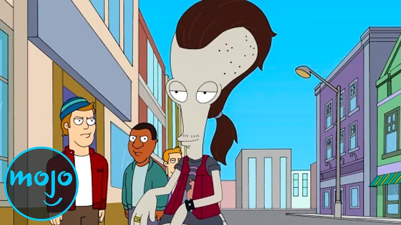 American Dad - Roger tries to cheat Smith family - YouTube  Roger Smith American Dad