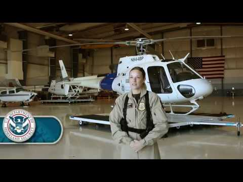 Air and Marine Operations Recruiting Video