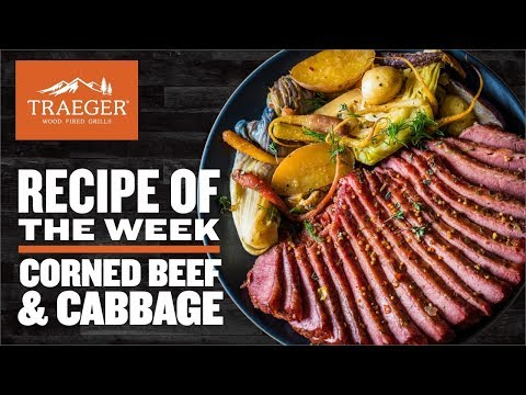 Corned Beef & Cabbage Recipe | Traeger Grills