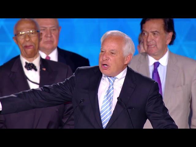 Senator Bob Torrecelli supports a Free Iran