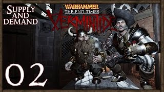 Warhammer : Vermintide - Supply and Demand #2 (Tijuana Strangler ( ͡° ͜ʖ ͡°))