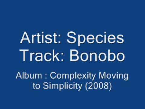 Species - Bonobo (Psytrance serbia)