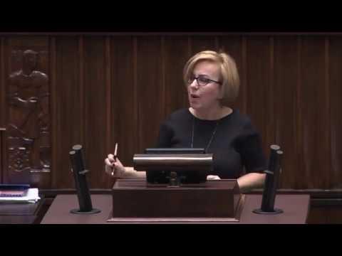 Paulina Hennig Kloska – wystąpienie z 15 grudnia 2017 r.