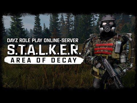 S.T.A.L.K.E.R.: Area Of Decay (DayZ RP) ☢ 3x29 - Последний день контракта! 🍺
