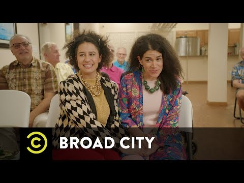 Behind Broad City - Designing the Girls' Wardrobe