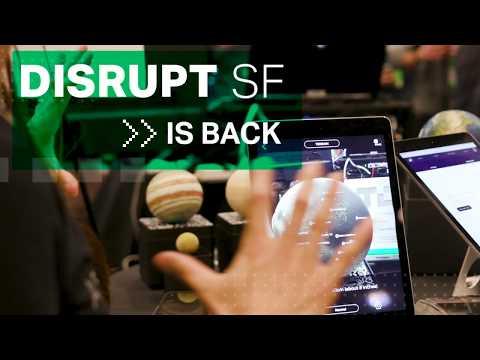TechCrunch Disrupt 2019 Save the Date