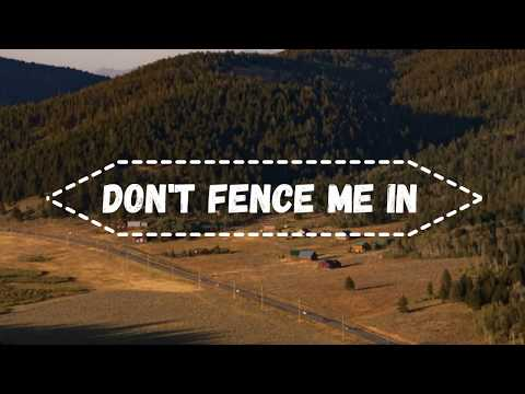 Targhee Pass - Don't Fence Me In