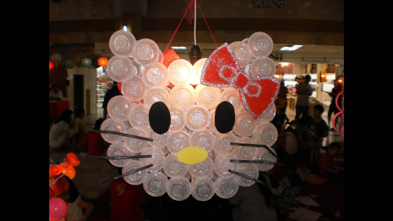 DIY super creative lanterns with recycled items contest ...