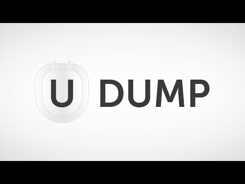 uDump | Weigh Your DUMPS! SHARE With Friends!