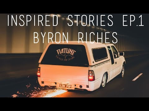Inspired Stories EP.1 - Byron Riches