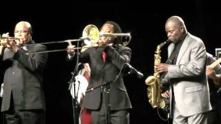 MACEO PARKER Ft. COREY PARKER & MARTHA HIGH...LIVE IN TORONTO!
