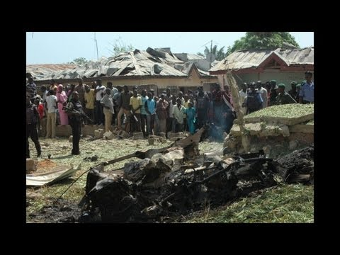 Nigerian Church Hit In Deadly Suicide Bomb Attack