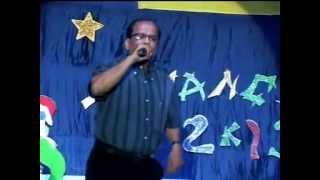 Tere chehre mein wo jaadu Dharmatma Kishore Karaoke Live Tarangini Government Engineering College Anil Jain Ajmer