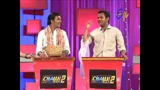Jabardasth - Sudigaali Sudheer Performance on 20th February 2014