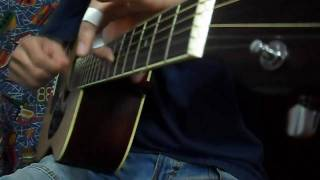 """Andy Mckee - """"Drifting""""  - Performed by Jeff M. Soares"""