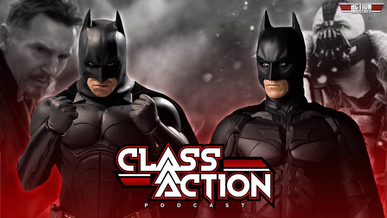 Class Action  Batman Begins vs The Dark Knight Rises