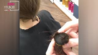 Oh No ஜ۩☢۩ஜ ! Cut Off Long Hair To Short 😱😱😱 || Extreme Long Hair Cutting Transformation - 30