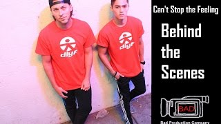 BTS - Can't Stop The Feeling | Justin Timberlake | Choreography by JJ Butler Ft. Jake Parks