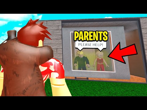 Kids Had Missing Parents.. I Had To Save Them! (Roblox)