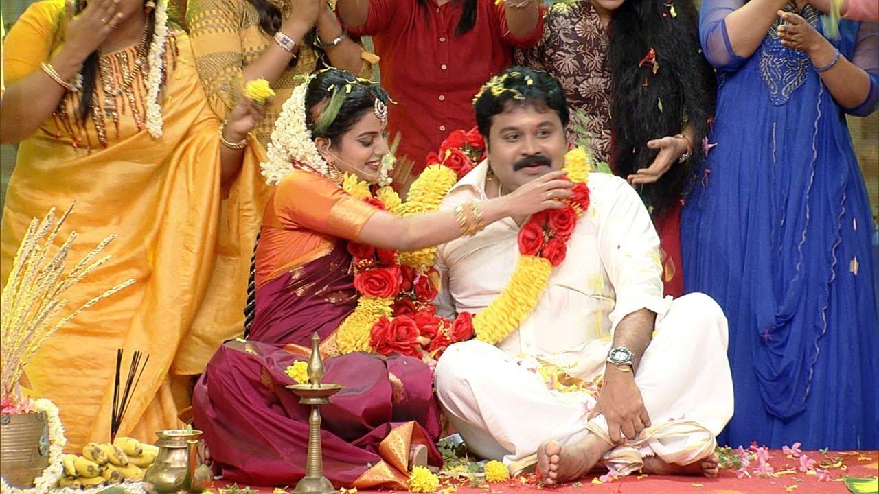Download #ThakarppanComedy l Muhurtham at 11 am flight at 1 pm... how it possible..? l Mazhavil Manorama