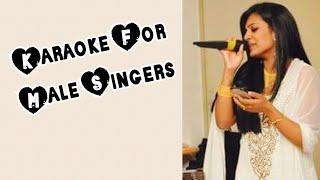 Munbe Vaa - Sillendru Oru Kadhal Karaoke for Male Singers