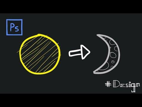 Как изменить время суток в фотошоп? | Меняем день на ночь в фотошопе | Osuma