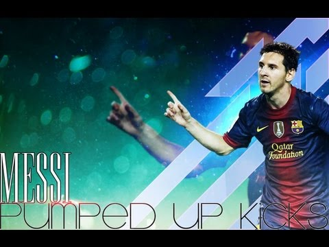 Messi - Pumped Up Kicks 2O13 HD